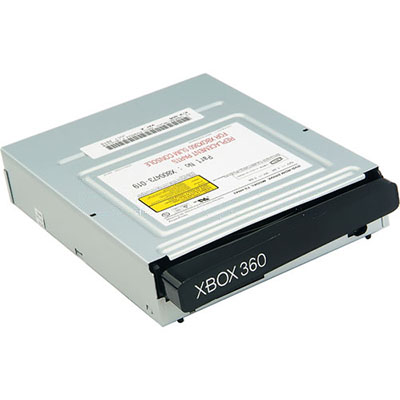 Xbox 360 Slim DVD Drive Replacement