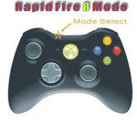 8 or 18 Mode Dual Rapid Fire Controller Modification
